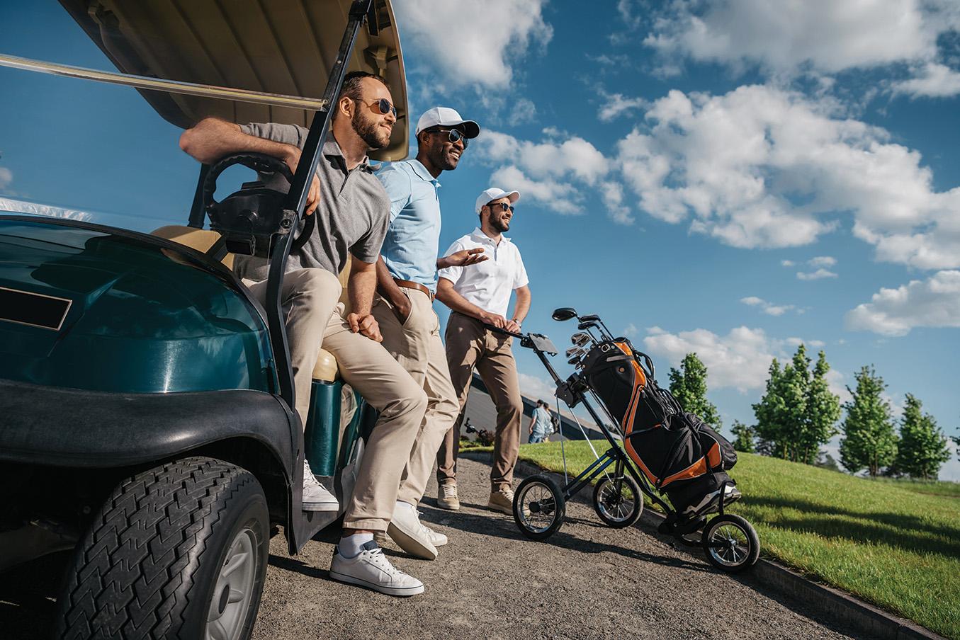 NZGM golfers