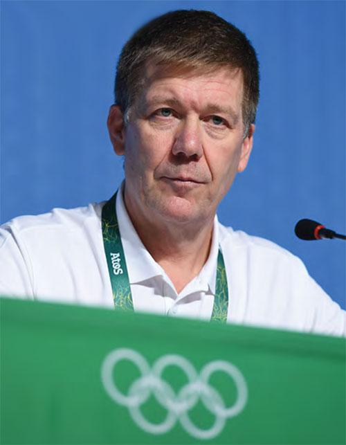 Richard Budgett IOC