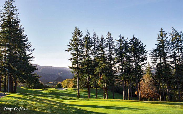 Otago Golf Club Summer Tourism