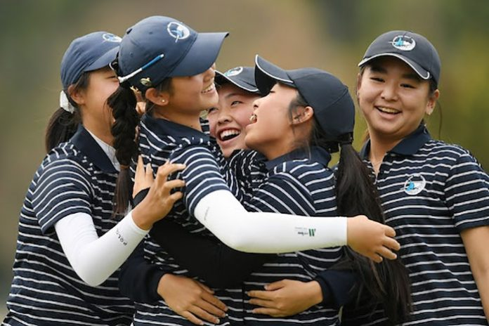 Auckland's Successful Women's Interprovincial Team (NZ Golf)