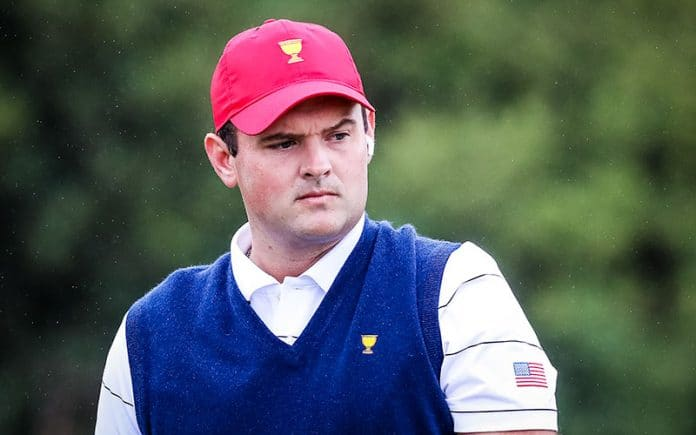 Official World Number 12 Patrick Reed