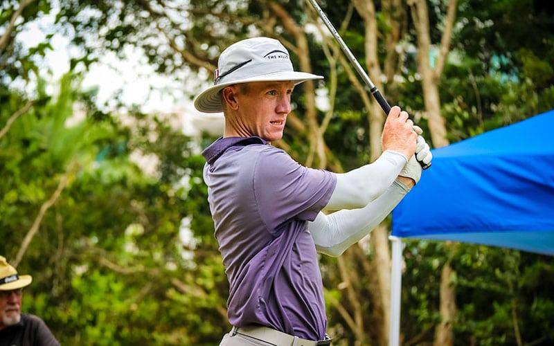 James Anstiss Queensland Open Day 3
