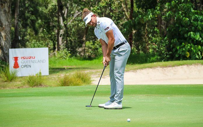 Luke Toomey Queensland Open