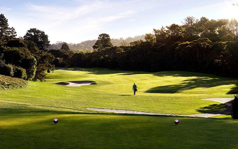 Titirangi Golf Club Top 40 NZ Golf Courses