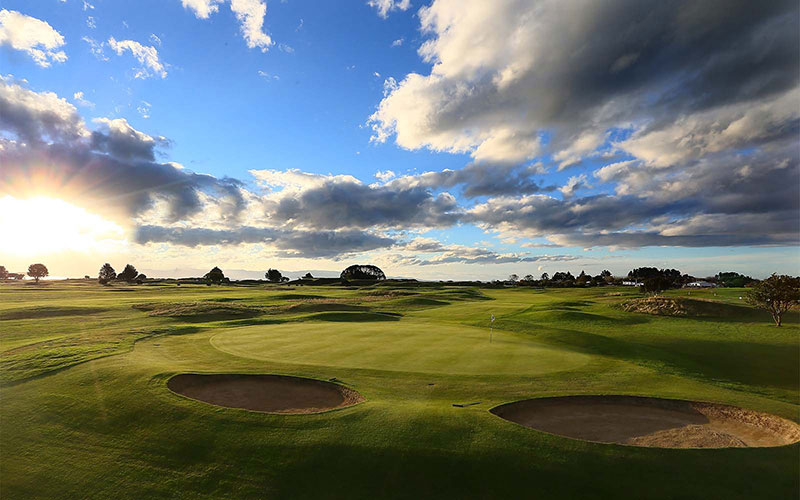Nelson Golf Club (Website) Top 40 New Zealand Golf Courses - Number 36