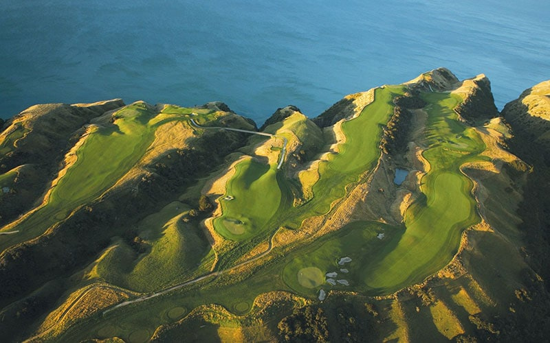 Cape Kidnappers NZ Top 40 Golf Courses Number 5