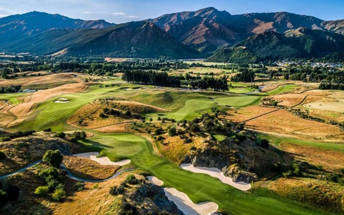 The Hills NZ Top 5 Golf Courses