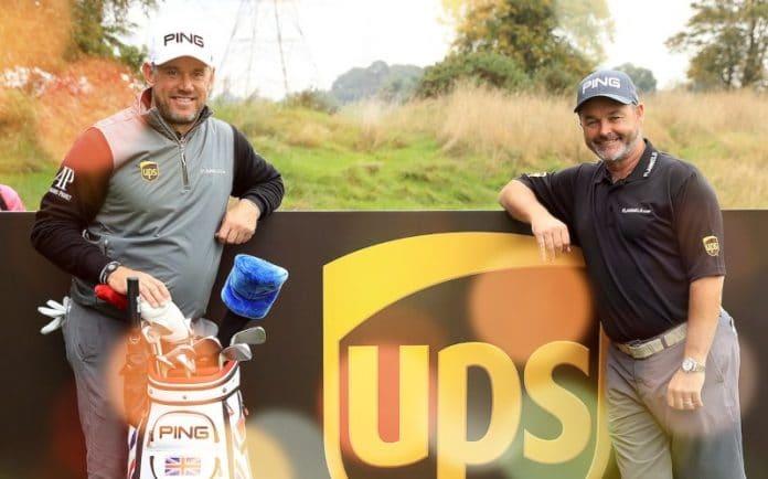 golf bag caddy Billy Foster