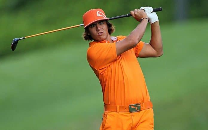 Rickie Fowler Orange